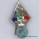420° DSL Compagnie d'Appuis 17° Mandat (licorne)