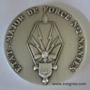 EMF 2 NANTES Médaille de table