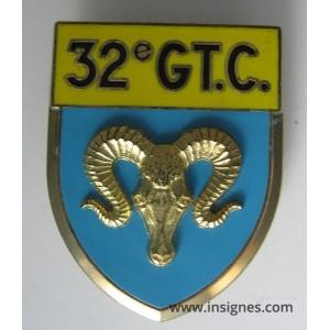 32° GCT Larzac