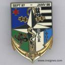 CCM SFOR Sept 1997 Janv 1998 9 Bima Meucon