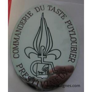 Plaque Poyloubier Vignoble de l'Institut