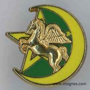 1° Régiment de Spahis 3° Escadron Pin's
