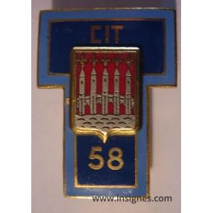58° Centre d'Instruction des Transmissions