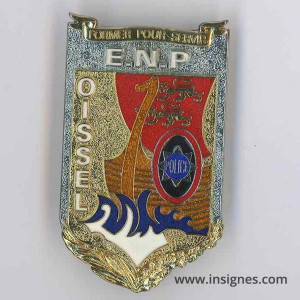 ENP Oissel Translucide + écrin