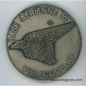 Base Aérienne 107 VILLACOUBLAY Fond de coupelle 68 mm