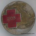 Ambulance Chirurgicale Légère de Corps d'Armée 203