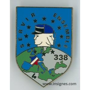 ESOG Chaumont 338° Promotion sans 4