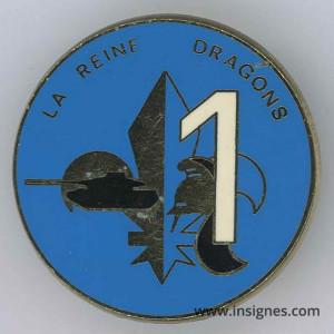 6° Régiment de Dragons 1° Escadron