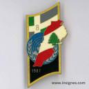 8° Régiment d'Infanterie 420 DSL translucide