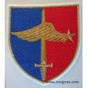 VILLACOUBLAY (A) Commando de l'air Tissu