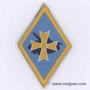 1° Division Blindée Tissu