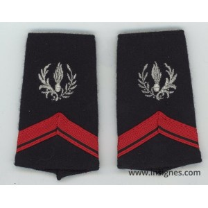 Tissu fourreaux Commissariat 1° Classe VSL