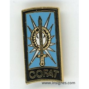Commandement de la Formation de l'Armée de Terre Pin's