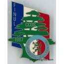 420° DSL FINUL CCOS 1987 Liban
