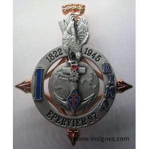 1° RIMA EPERVIER 97 (croix Agadés)