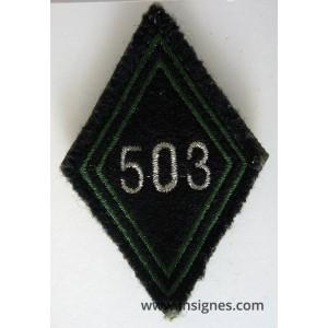 503° RCC Losange Mle 45 cadres