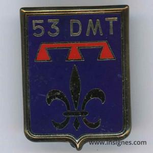 53° Division Militaire Territoriale