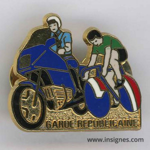 Pin's Tour de France Garde républicaine