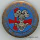 Moniteur Recrues 11° Régiment de Cuirassiers brevet CIABC CARPIAGNE