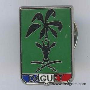 Opération DAGUET Pin's