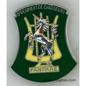 5° Régiment de Chasseurs Fanfare