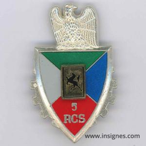 5° RCS translucide
