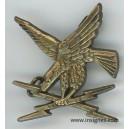 Brevet Guerre électronique niveau bronze