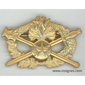 Brevet Qualification Supérieure STI Gendarmerie