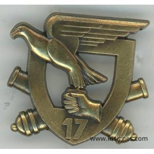 17° Régiment d'Artillerie (clair)