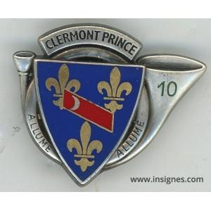 10° Régiment de Chasseurs (bleu foncé)