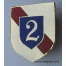 Ecu 2° Legion de Gendarmerie ou Fribourg ou Prévoté des FFA
