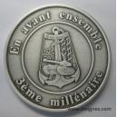 43° BIMA Coin Les Sous-Officiers coin's 3° Millénaire