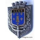 Sens - Police Urbaine