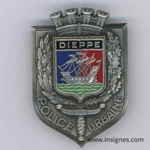 Dieppe - Police Urbaine
