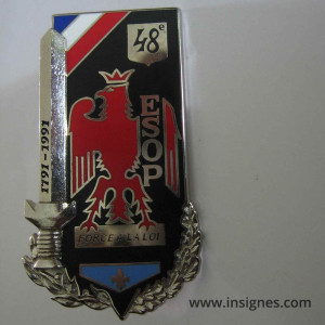 ESOP 48° Promotion 1791-1991
