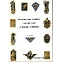 Catalogue collection d'Insignes Militaires Balme (Tome1) de 001 a 250