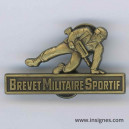 Brevet Militaire Sportif Bronze