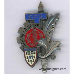 41° Régiment d'Infanterie CCS