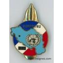 FORPRONU Bataillon Infanterie Bihac BIB 3 92 RI