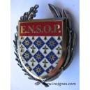 ENSOP (lauriers) Ecole Nationale Supérieure des Officiers de Police