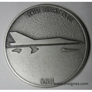 Base Aérienne 120 CAZAUX Centre d'Essais en Vol Coin's 35 mm