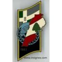 8° Régiment d'Infanterie 420 DSL 1987 Liban