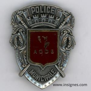 Agde - Police Municipale