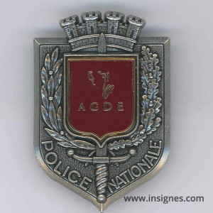 Agde - Police Nationale