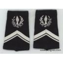 Tissu fourreaux Commissariat Sergent VSL