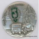 515° Régiment du Train Médaille de table