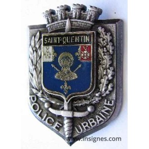 Saint Quentin - Police Urbaine