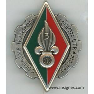 516° RT 3° Compagnie Compagnie Transport Légion Etrangére