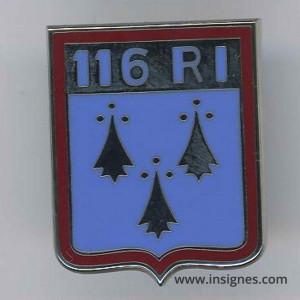 116° Régiment d'Infanterie