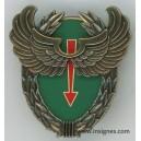 13° Régiment de Dragons Parachutistes RDP Brevet Equipier de Recherche Aéroportée